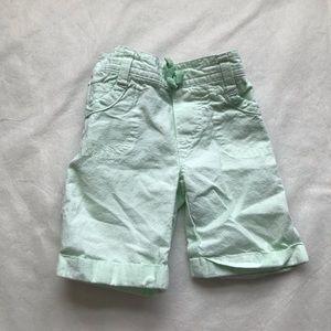 5/$25 OSHKOSH B'GOSH pinstripe pants w/ pockets